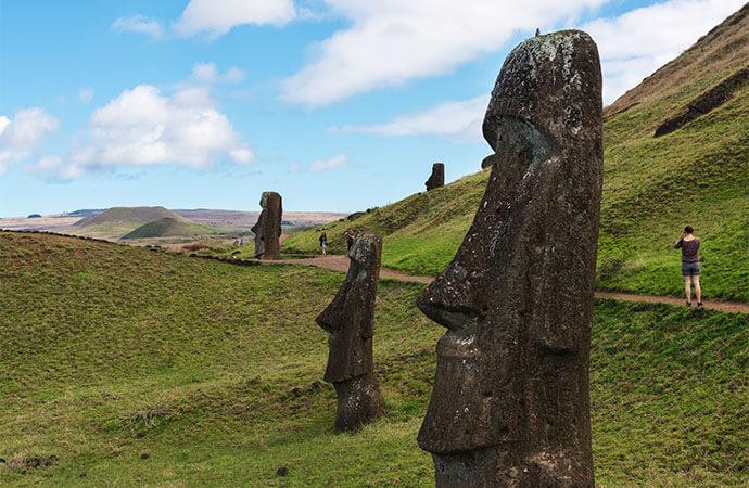 拉帕努伊岛(复活节岛)3日游