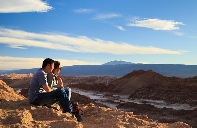圣佩德罗-阿塔卡马的爱情冒险之旅